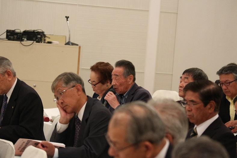 令和元年度千歳市町内会連合会定期総会を行いました