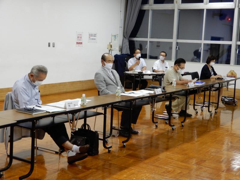 令和2年度第4回理事会を開催しました。