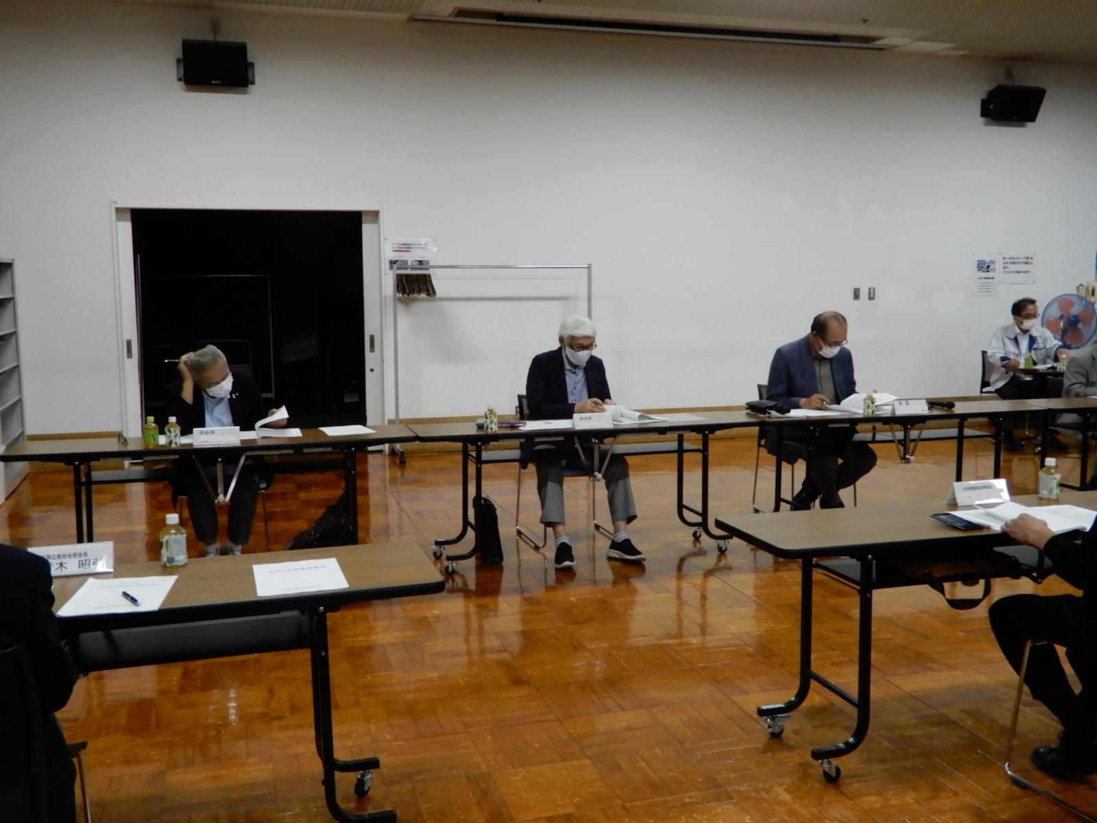 令和3年度市町連要望について(第3回理事会)